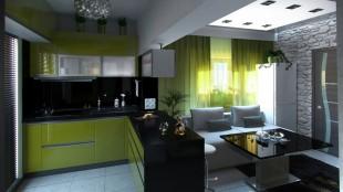 Kolory farb w kuchni